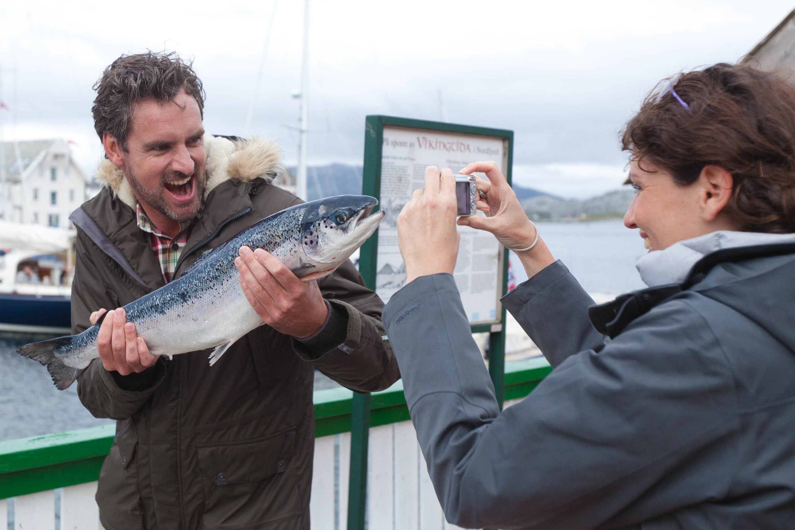 Experiencing the fisherman culture