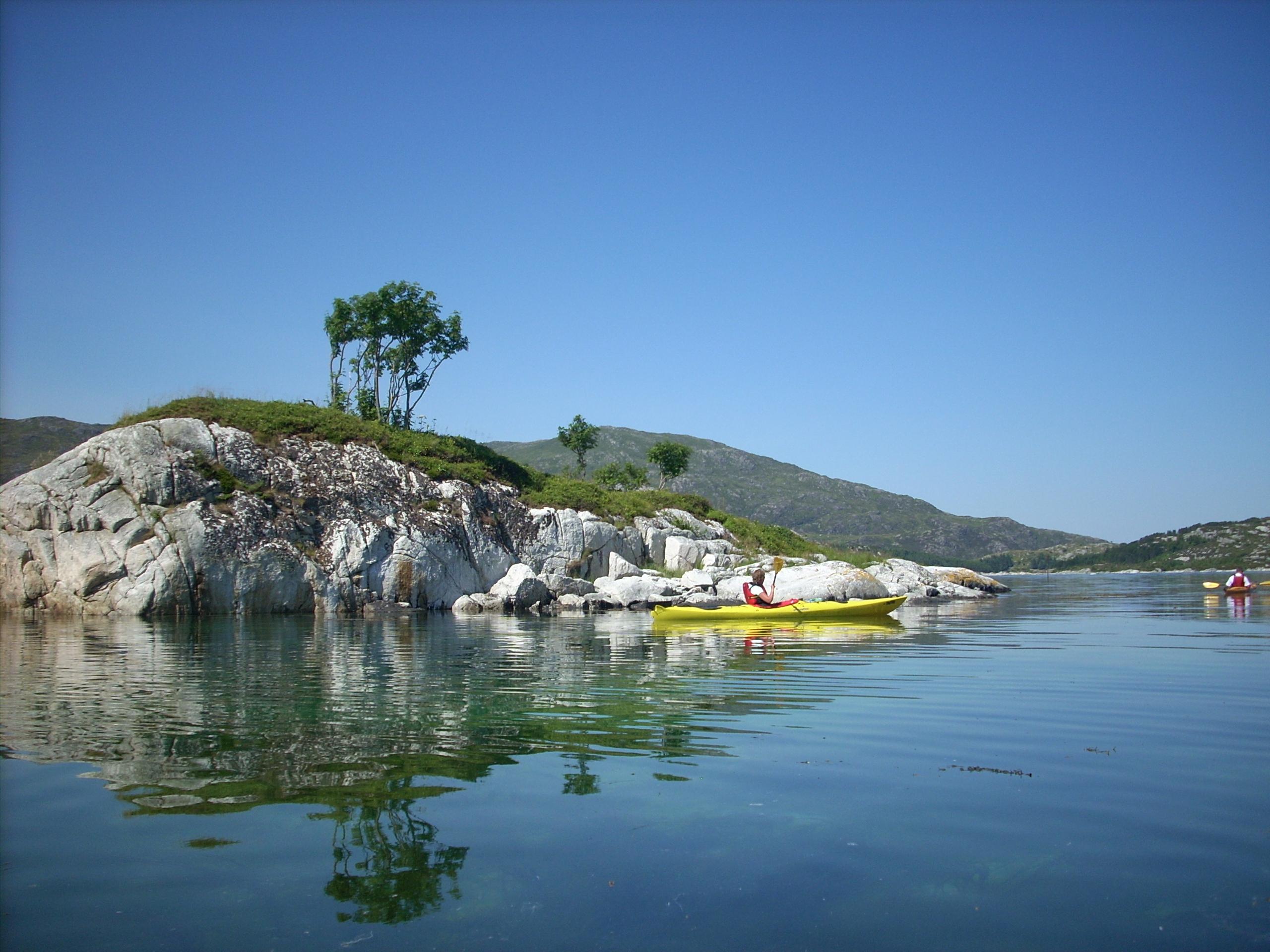 Kayaking the Atlantic Coast