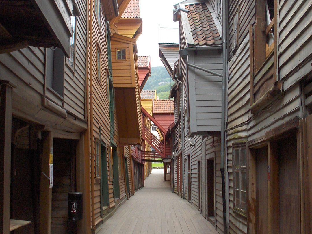 Bergen Bryggen.