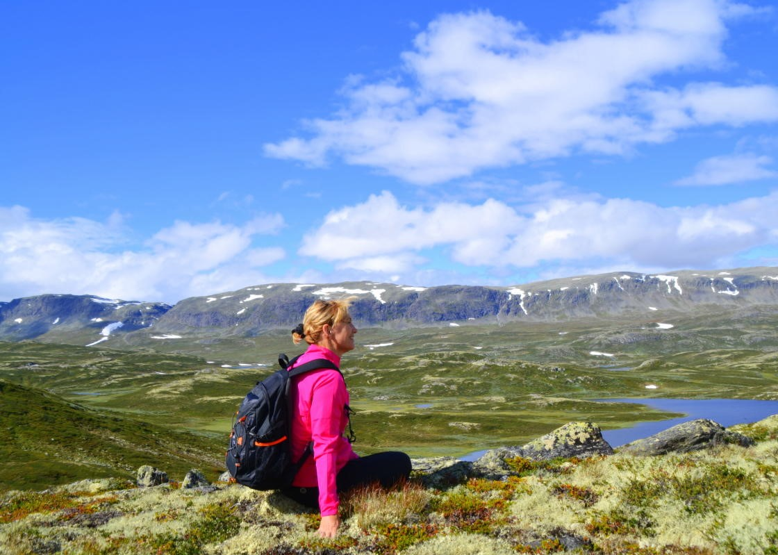 Day 3 hiking in Gol Photo by Visit Norway