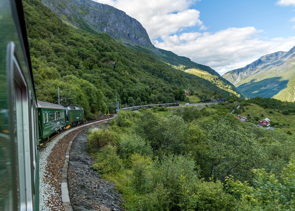 Day 6 Flåm Railway