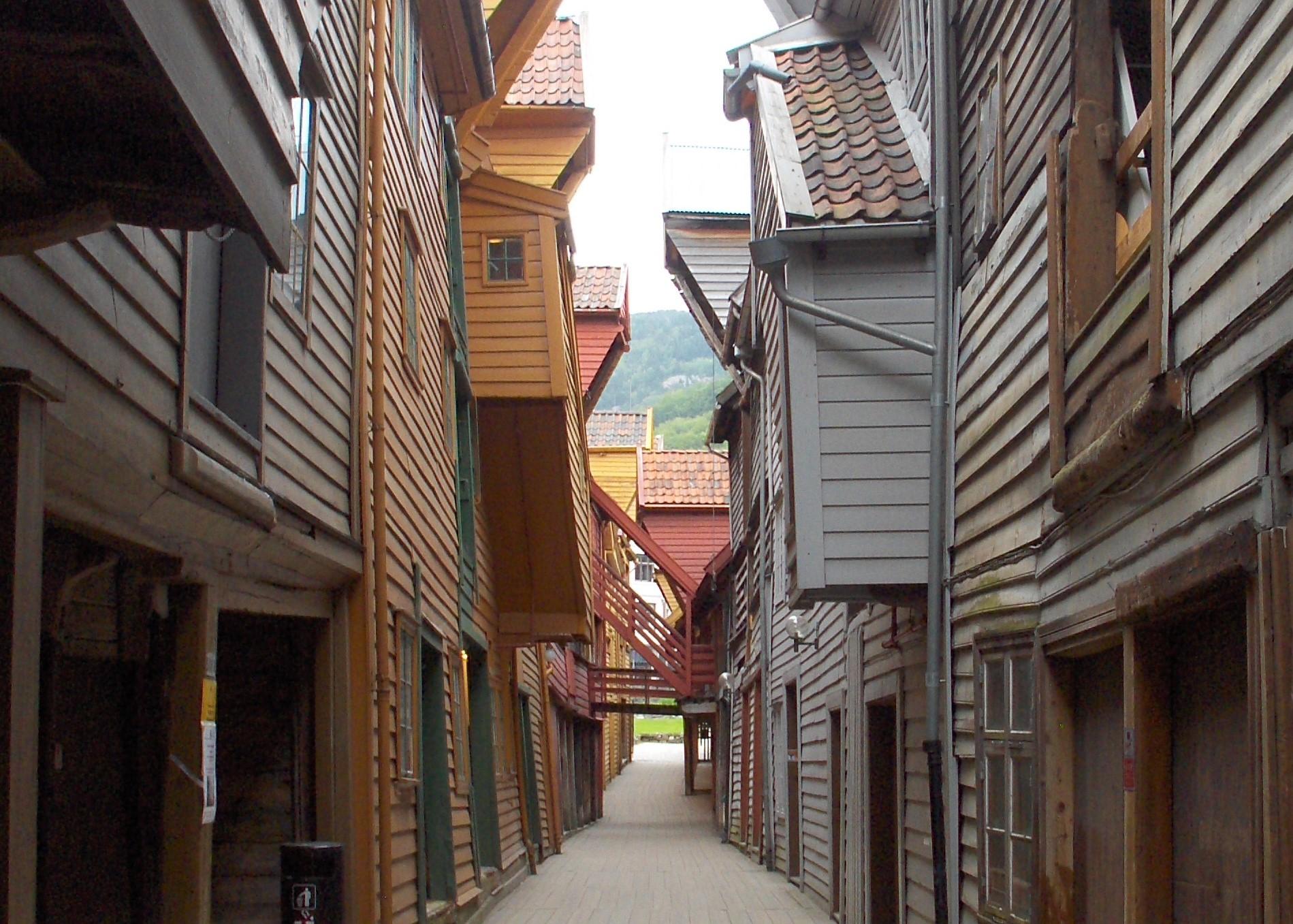 Day 8 Bergen Bryggen