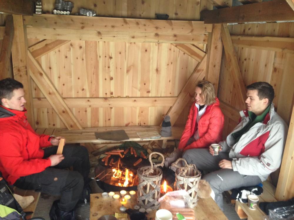 Fjord Snowshoeing week