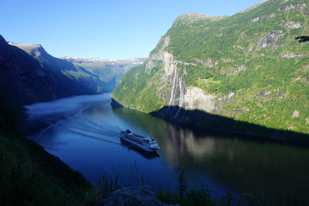 Norwegian Scenic Route Trollstigen