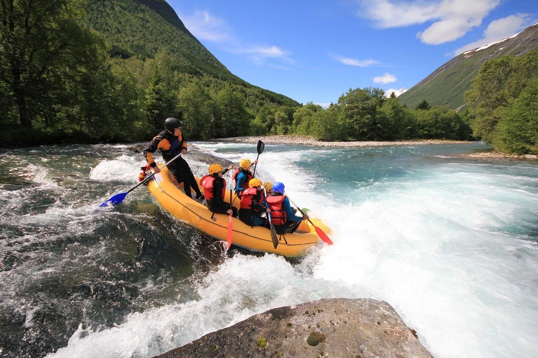 Rafting exclusive outdoor adventure