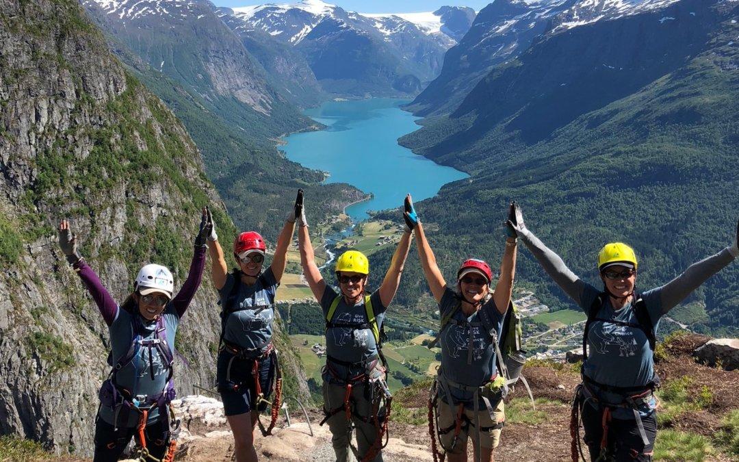 Nine reasons to visit Nordfjord